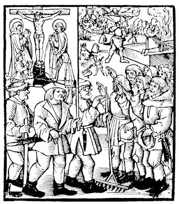gerechtigkeit bettler und könig geschichte